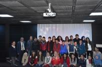 KıRKPıNAR - Köy Okulunda Okuyan Çocukların Sinema Heyecanı