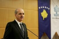 KUTSAL EMANETLER - Kültür Bakanı Kurtulmuş'tan Arap Dışişleri Bakanına Cevap
