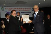 KÜLTÜR BAKANLıĞı - Mavi Nota Müzik Ödülleri Akçaabat'ta Verildi