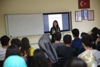 EVLİLİK ÖNCESİ EĞİTİM - Melikgazi Belediyesinde Evlilik Öncesi Eğitim Semineri Verildi