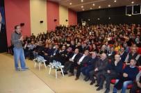 SELAMI KAPANKAYA - Niksar'da 'Sizin Dükkan Torunlara Kalır Mı' Konferansı