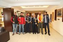Off Road Kulübü'nden Niğde Belediye Başkanı Özkan'a Teşekkür Ziyareti