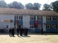 KAYMAKÇı - Öldürülen Müdürün Okulunda Eğitim Yeniden Başladı