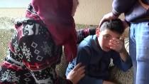 TERÖRIZM - İsrail Askerlerinin Gözaltına Aldığı Fevzi'nin Babası İHA'ya Konuştu