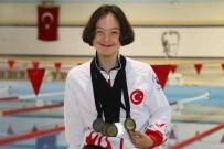 DÜNYA REKORU - Özel Yüzücüden Dünya Rekoru