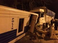 KAMYON ŞOFÖRÜ - Polis Kontrol Noktasına Dalan Kamyon Şoförü Serbest Bırakıldı