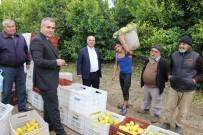 GENEL SAĞLIK SİGORTASI - SGK, Mevsimlik Tarım İşçileriyle Buluştu