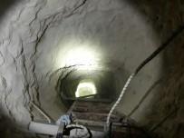 Siirt'te Bulunan Tünellerde İnceleme Sürüyor