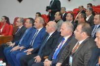 SINOP VALISI - Sinop'ta 'Tarımsal Yenilik Ve Bilgi Sistemi Bölge Grup Toplantısı'
