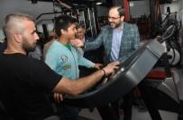 NENE HATUN - Sporla Sağlıklı Yaşam İçin Başiskele'ye Gelin