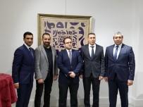 EKONOMIK İŞBIRLIĞI VE KALKıNMA ÖRGÜTÜ - Türk Hat Sanatı Eserleri Paris'te Sergileniyor