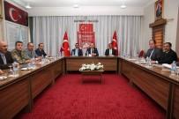 ALI ERDOĞAN - Vali Pehlivan Açıklaması 'Kamu Hizmetlerinde Temel Hedef Vatandaş Memnuniyetidir'