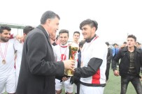 BOSTANIÇI - Van'da Okul Sporları Gençler Futbol Müsabakaları