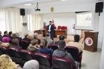 KOOPERATİFÇİLİK - Volkan Uslu, Biga Meslek Yüksekokulu Öğrencilerine Tecrübelerini Aktardı