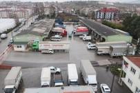 Yalova Halinde 31 Bin Ton Sebze Ve Meyve Satıldı