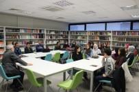 MEHMET ŞEKER - Yazarlık Okulu'nda Geleceğin Yazarlarına İlk Ders Zili Çaldı