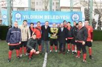 RECEP ÖZTÜRK - Yıldırım'da Dostluğu Pekiştiren Turnuva