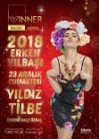 YILDIZ TİLBE - Yıldız Tilbe Ankara'da Hayranlarıyla Buluşacak