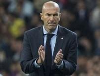 İSPANYA KRAL KUPASI - Zidane, Barcelona'yı ikiye katladı