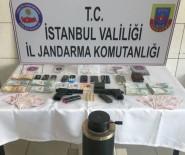 SAMURAY KILICI - 2 Milyonluk Altını Çaldılar Jandarma'dan Kaçamadılar
