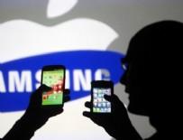 SAMSUNG - 2018'de Samsung, Apple'ı geçecek