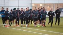 KAYACıK - A. Konyaspor, Fenerbahçe Maçı Hazırlıklarını Sürdürdü