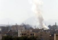 KOLERA - ABD, 2017'De Yemen'i 120 Kez Bombaladı