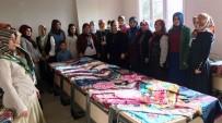 HALUK KOÇ - Andırın'da Tığ Oyası Sergisi Açıldı
