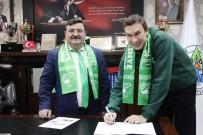ARTVİN BELEDİYESİ - Artvin Belediyespor Basketbol Takımı'na Rus Pivot