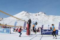 VOLEYBOL FEDERASYONU - Avrupa Kar Voleybolu Kupası Erciyes'te İkinci Kez Yapılacak