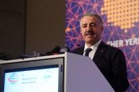 SİBER SALDIRI - Bakan Arslan Açıklaması 'Fiber Hat Uzunluğu 311 Bin Kilometreyi Geçti'
