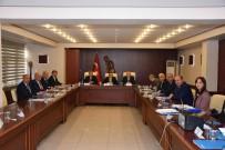 BARTIN VALİSİ - BAKKA Yönetim Kurulu Toplantısı Vali Çeber Başkanlığında Yapıldı