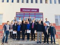 BİLİMSEL ARAŞTIRMA - Barbaros Anadolu Lisesi'nden Ziyaret