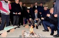 Başkan Çakır Doğanyol Kültür Merkezinde İncelemelerde Bulundu
