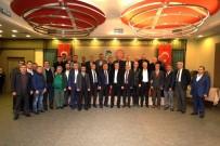 TÜRKIYE FıRıNCıLAR FEDERASYONU - Başkan Toçoğlu 'Onursal Başkanlık Belge' Törenine Katıldı