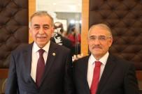 Belediye Başkanları Birliği Genel Sekreterinden Niğde'ye Ziyaret