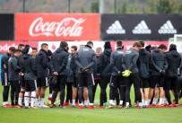 NEVZAT DEMİR - Beşiktaş, Sivasspor Maçı Hazırlıklarını Sürdürdü
