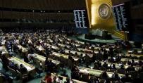 MARSHALL ADALARI - BM'den ABD Başkanı Trump'a Kudüs Reddi