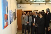 Çankırı'daki Bu Resim Kursu Çeyrek Asırdır Devam Ediyor