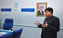 ORTA ASYA - Dr. Seraj Ahsan, 'Barışın İnşasında Ve Çatışmaların Çözümünde İslam'ın Rolü'nü Anlattı