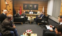 METİN ORAL - DSİ'den Altınova'ya Ziyaret