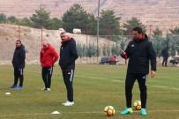 SARı KıRMıZıLıLAR - E.Yeni Malatyaspor'da Kayserispor Maçı Hazırlıkları Sürüyor