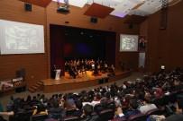 KLASİK TÜRK MÜZİĞİ - ERÜ'de Klasik Türk Müziği Korosu Konser Verdi