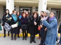FIGAN - Eski Eşinin Boğazını Kesti Müebbet Hapis Cezasına Çarptırıldı