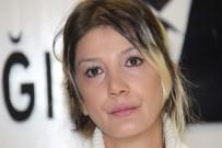 İKİNCİ EL EŞYA - Eski Eşinin Öldürmekle Tehdit Ettiği Kadından Basın Açıklaması