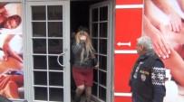 MASAJ - Eskişehir'de Fuhuş Operasyonu; 3 Gözaltı