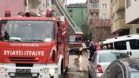 GAZ SIKIŞMASI - Evde Tüp Patladı Açıklaması 2 Yaralı