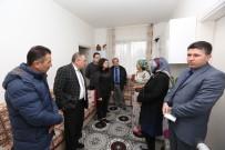 SEMT PAZARI - Evsiz Kalan Aileye Bolu Belediyesi Sahip Çıktı