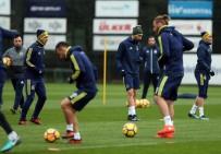 CAN BARTU - Fenerbahçe, Konyaspor Maçı Hazırlıklarına Devam Etti