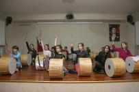 ŞAKIR YÜCEL KARAMAN - Güngören'de Kültür, Sanat Ve Beceri Kursları Devam Ediyor